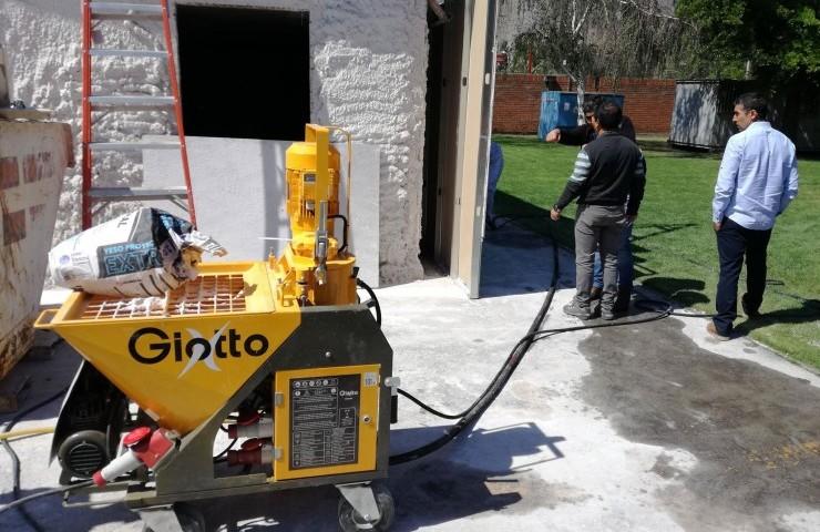 Demo Giotto - Santiago del Cile