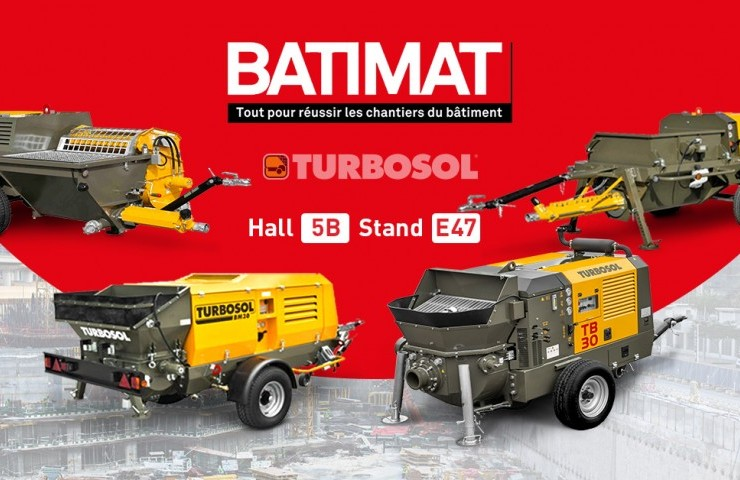 Turbosol at Batimat 2019