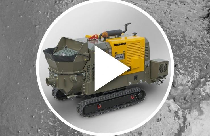 Nuovo design tramoggia-valvola-agitatore per TB30