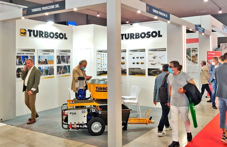 Turbosol live from SAIE