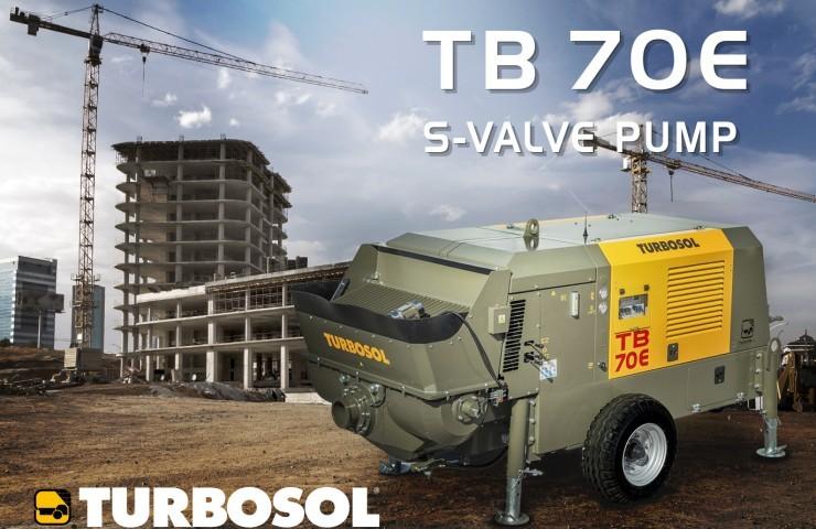 New TB 70 E