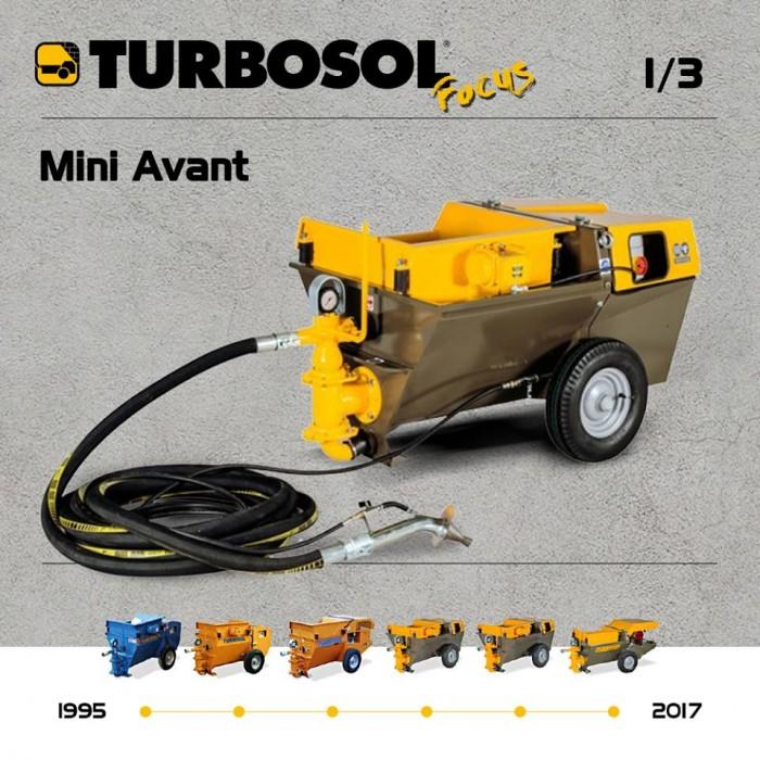 Turbosol Mini Avant. The evolution of the species.