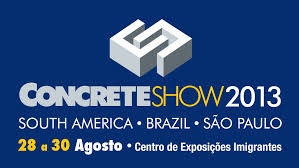 Concrete Show São Paulo - Brazil