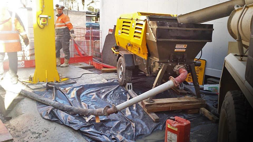 Turbosol Beton Master a Toulouse Piazza Esquirol