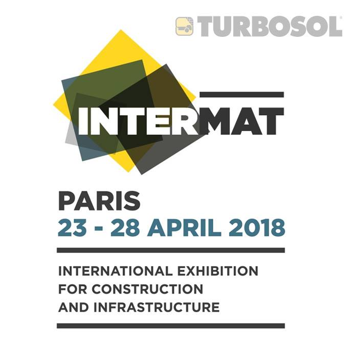 Turbosol a INTERMAT Paris 2018