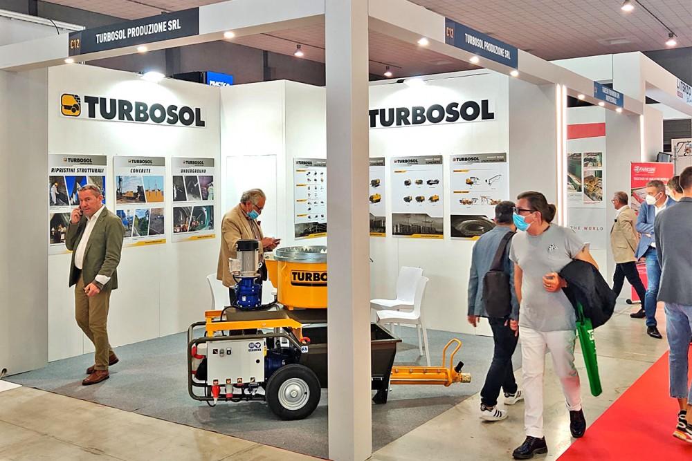 Turbosol al SAIE 2021