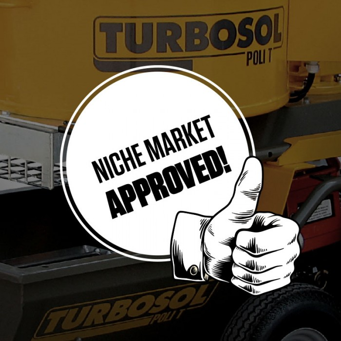 Turbosol: Niche Market Approved