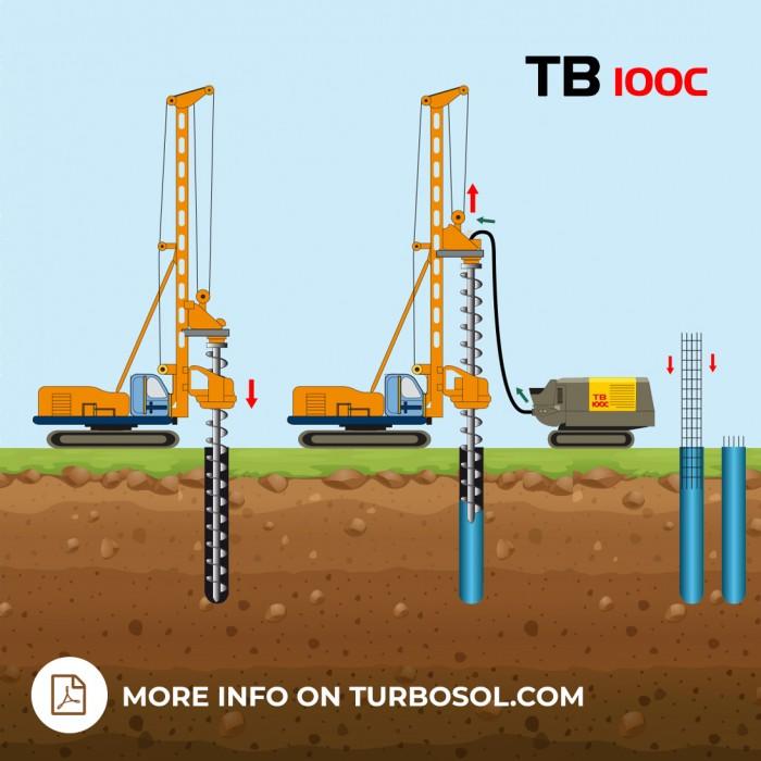 Turbosol TB100 C