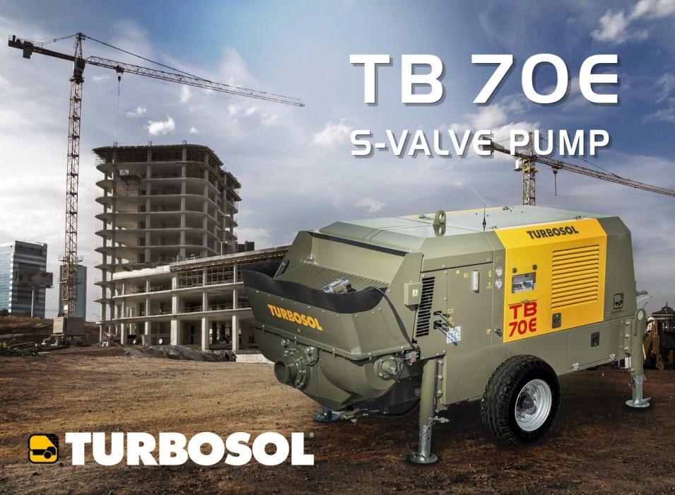 Nuova TB 70 E