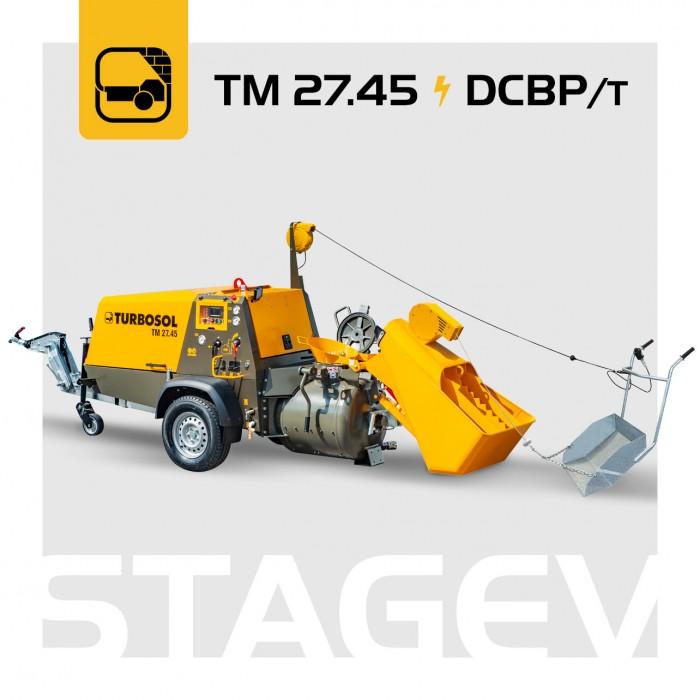 Transmat 27.45 DCBP/T - Stage V