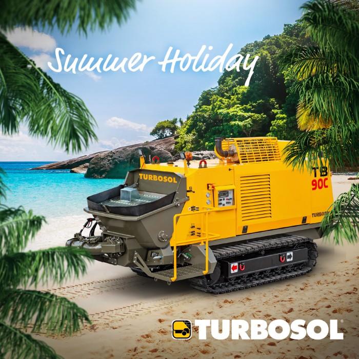 Buone vacanze da Turbosol!