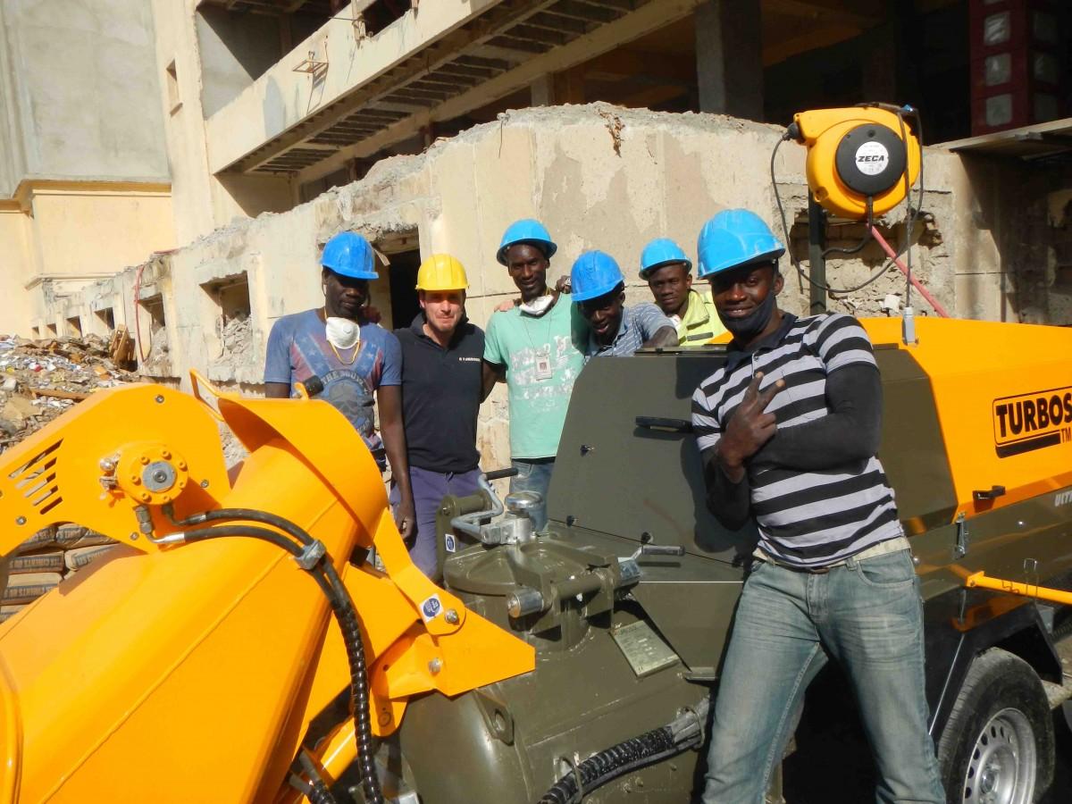 Start-up support in Senegal