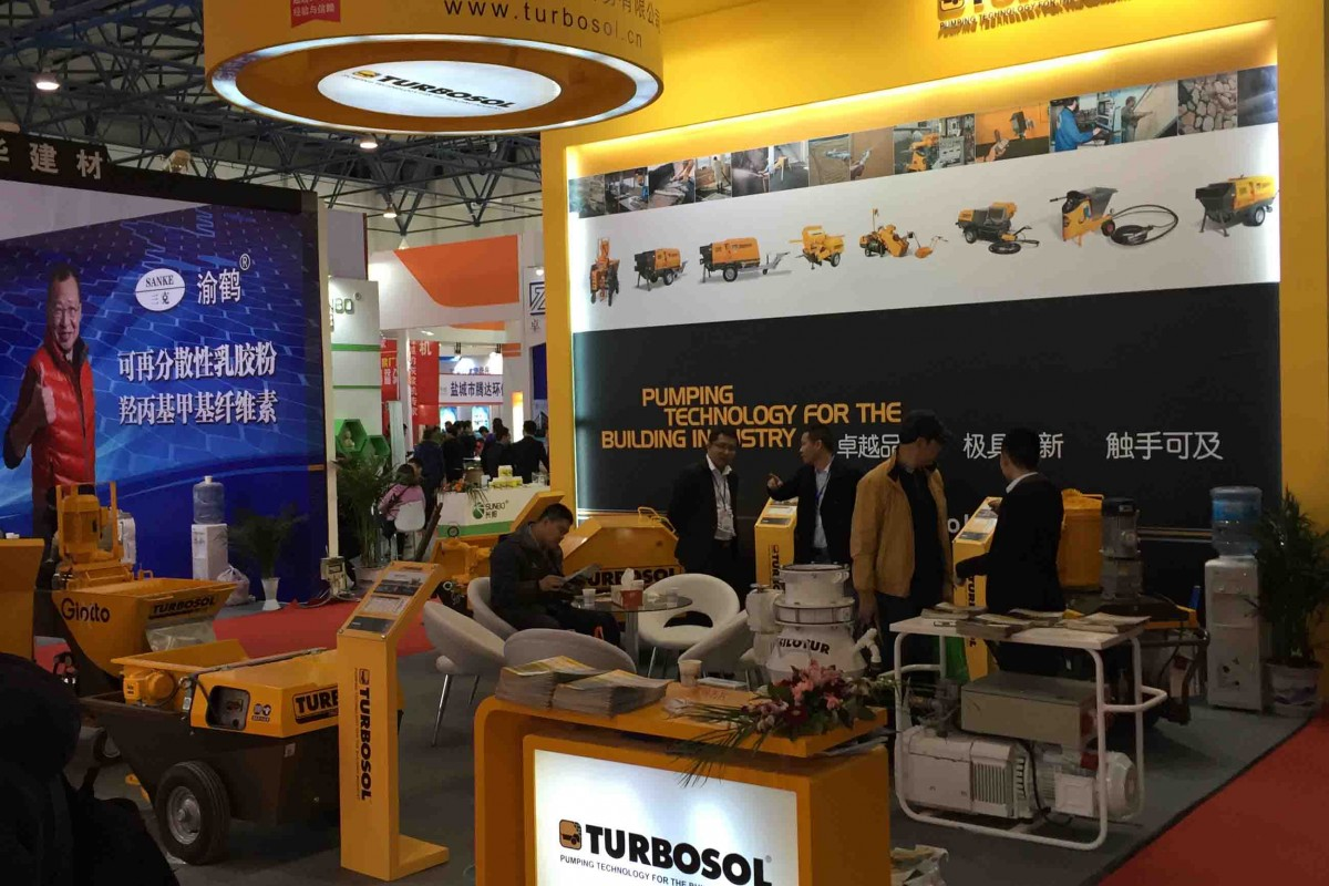 Successful participation at Beijing Exhibition