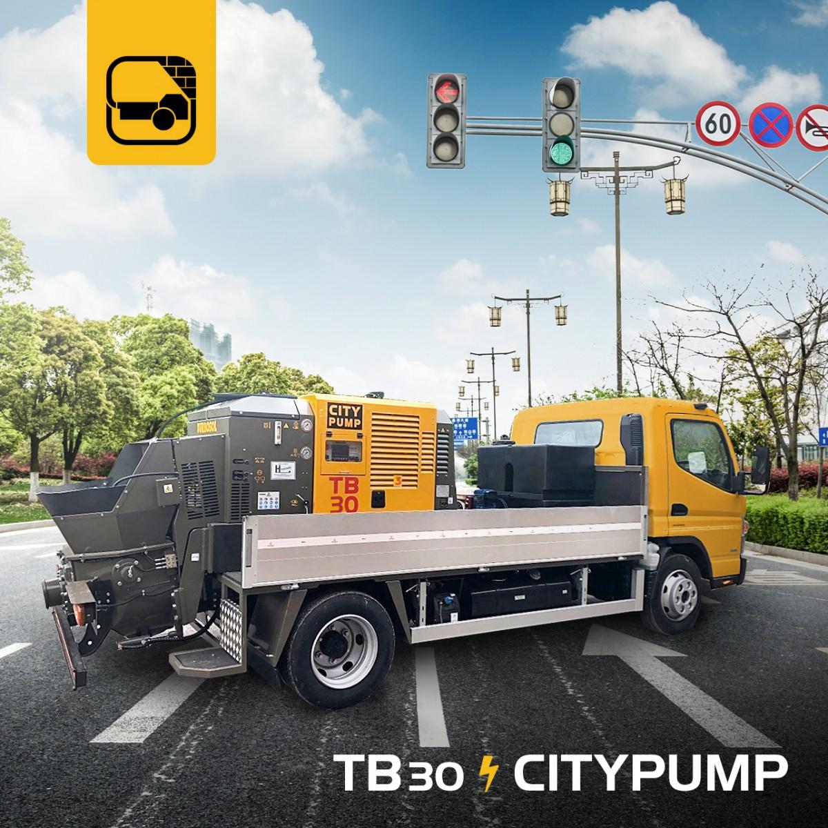 TB 30 Citypump