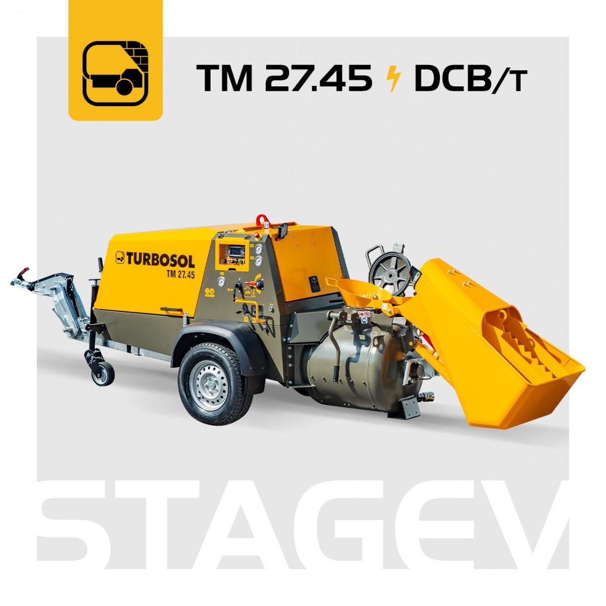 Transmat 27.45 DCB/T - Stage V
