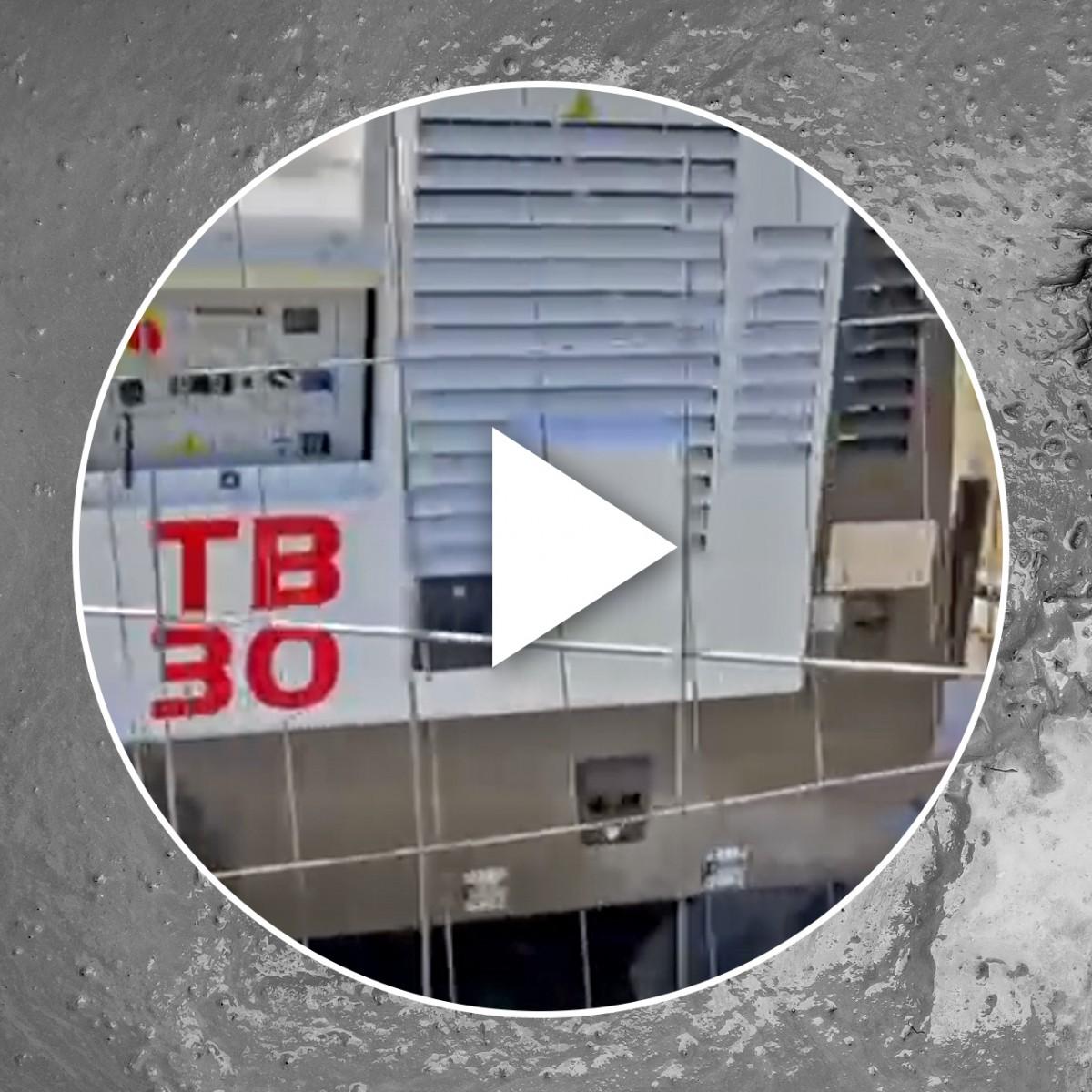 TB 30 - Riempimento di cavità e di tubi sotterranei