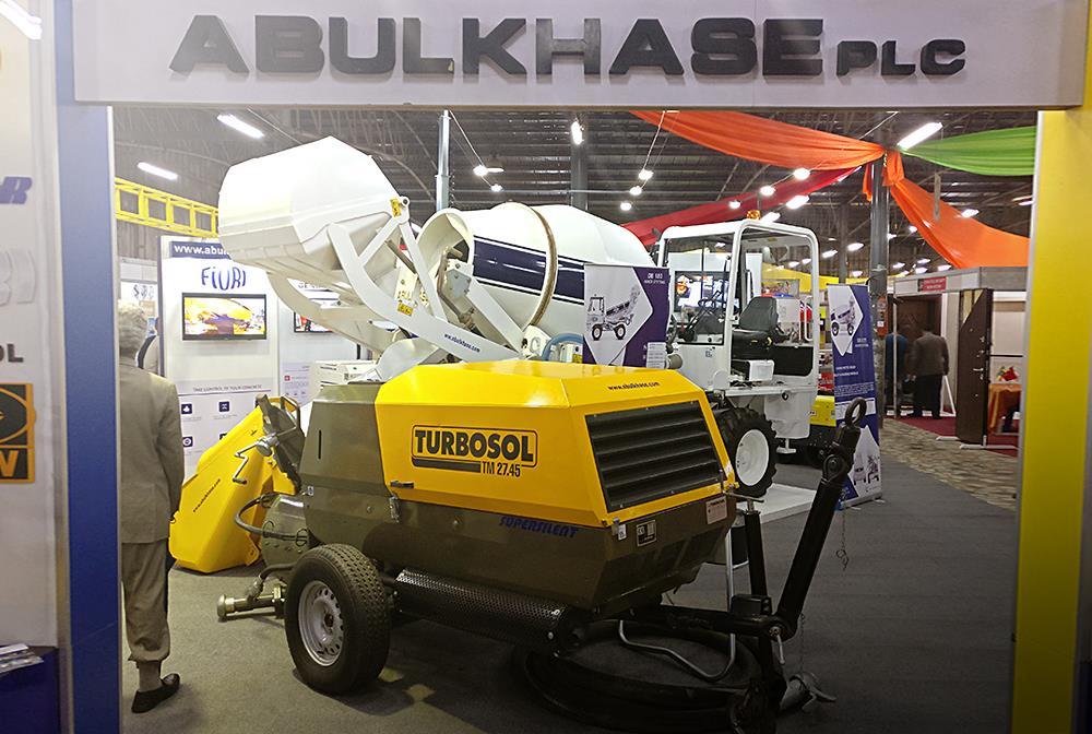 Turbosol at Ethio-Con